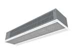 Air curtain Recessed Optima