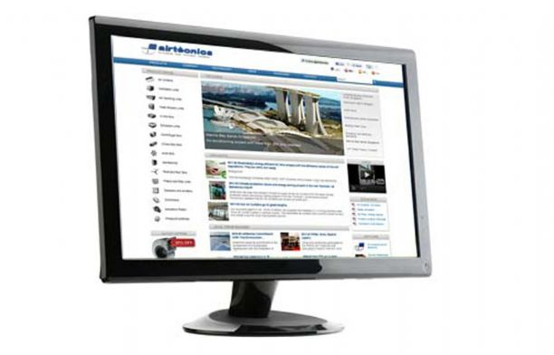 2011.12 Airtècnics launches new corporate website
