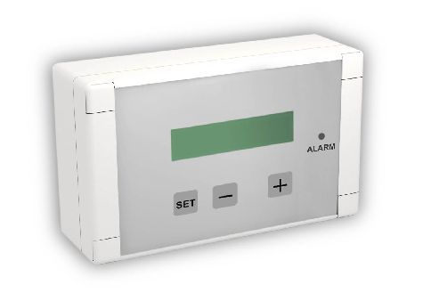 Technology Air Curtain Control And Regulation